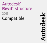 Compatible with Revit Structure 2013
